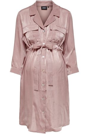 ONLY Loose Fit Blousejurk Dames Roze