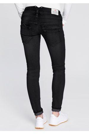 Herrlicher Skinny jeans PITCH SLIM Low waist met licht push-upeffect