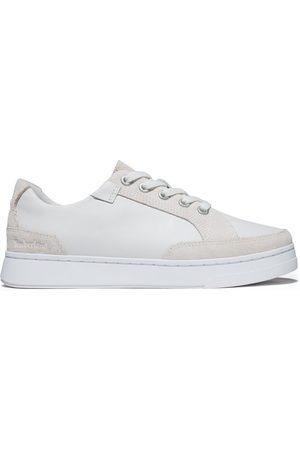 Timberland Dames Sneakers - Atlanta Green Sneaker Voor Dames In Wit