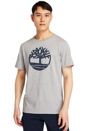 Timberland Kennebec River T-shirt Met Boomlogo Voor Heren In