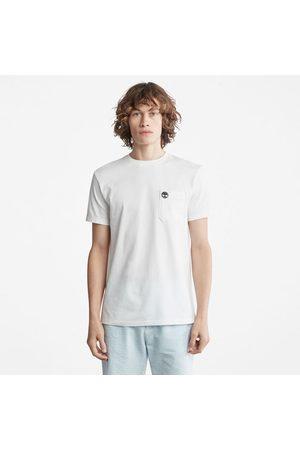 Timberland Heren Shirts - Dunstan River T-shirt Met Zakje Voor Heren In