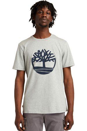Timberland Heren Shirts - Tree Logo T-shirt Voor Heren In