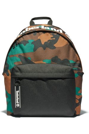 Timberland Uniseks Bailer Print Rugzak In Camouflage Camouflage Unisex, Grootte ALLE