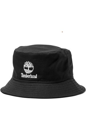 Timberland Embroidered Logo Bucket Hat In