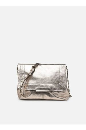 Pieces Felizia Leather Large Cross Body by