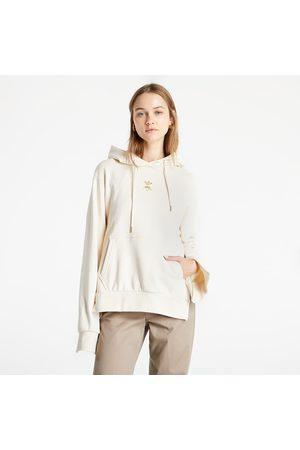 adidas Dames Sweaters - Adidas Hoodie Wonder White