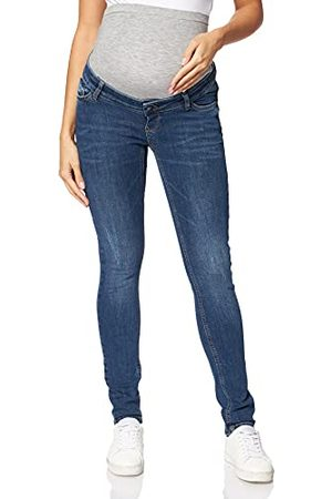 Mama Licious Dames Mlhampshire Org. Slim Al A. Noos Jeans