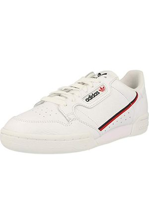 adidas Continental fitnessschoenen voor heren, Ftwbla Escarl Maruni 000, 47 1/3 EU