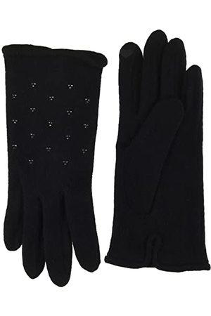 Roeckl Shiny Knots Touch winterhandschoenen voor dames.