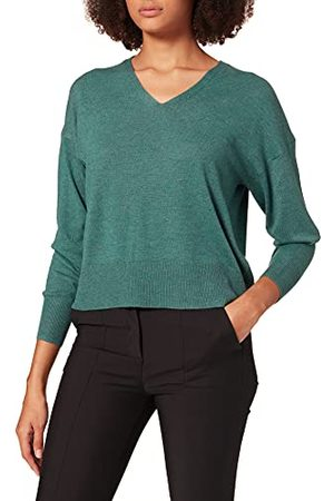 ONLY Dames Onlalona Life L/S V-hals KNT Pullover Sweater