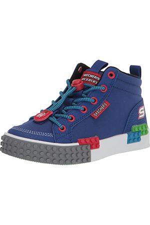 Skechers 40223L-BLMT_32 sneakers, sportschoenen, navy, EU
