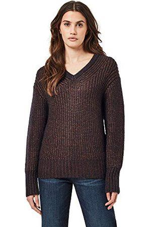 G-Star Villarn losse trui voor dames, Mazarine Blue C461-4213, S