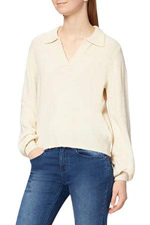Peppercorn Dames Linnea Pullover Sweater, Sandshell Melange, M
