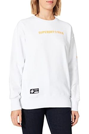 Superdry Dames Corporate Logo Os Crew Sweater