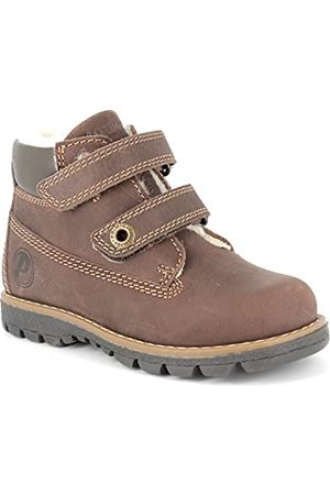 Primigi Unisex kinderen Pca 84106 First Walker Shoe, Marrone Scuro, 29 EU