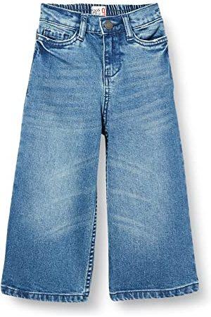 Noppies Meisjes Jeans, Mid Blue Denim - P114, 92 cm