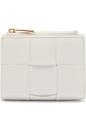 Bottega Veneta Cassette Intrecciato-leather Bi-fold Wallet