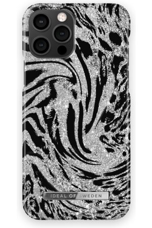 IDEAL OF SWEDEN Fashion Case iPhone 12 Hypnotic Sparkle