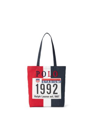Polo Ralph Lauren Limited-Edition Stadium Tote