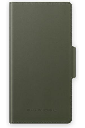 IDEAL OF SWEDEN Atelier Wallet iPhone 13 Mini Intense Khaki
