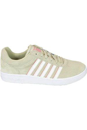 K-Swiss Dames Sneakers - Kswiss court-cheswick-sp-sde-women-low