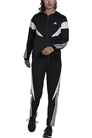 adidas W COLORBLOCK TS Tracksuit dames XS