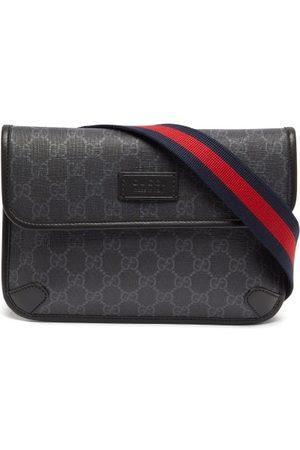 Gucci GG-logo Coated-canvas Belt Bag