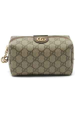 Gucci Ophidia Gg-monogram Canvas Make-up Bag