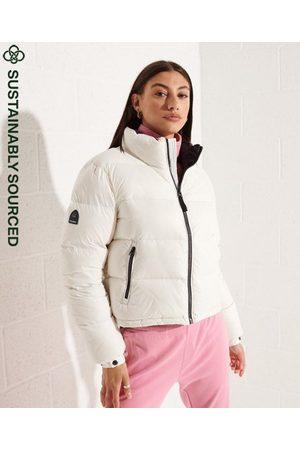 Superdry Dames Donsjassen & Gewatteerde jassen - Luxe gewatteerde Alpine donsjas