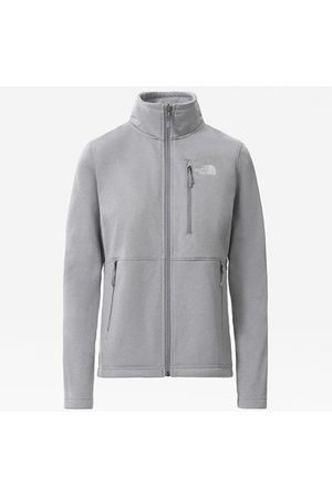 The North Face The North Face Lixus-fleece Voor Dames Tnf Light Grey Heather Größe L Dame